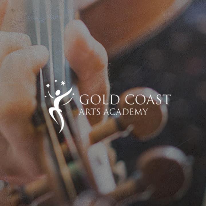 Gold Coast Arts Academy Website Design